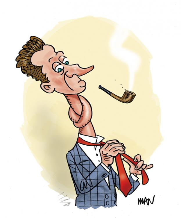 Caricature : Dubout Albert