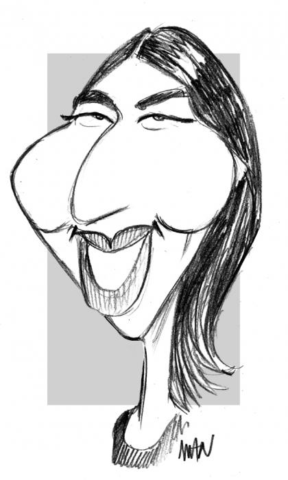 Caricature : Coppola Sofia