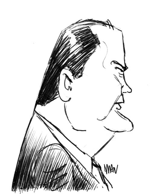 Caricature : Cambadelis 2