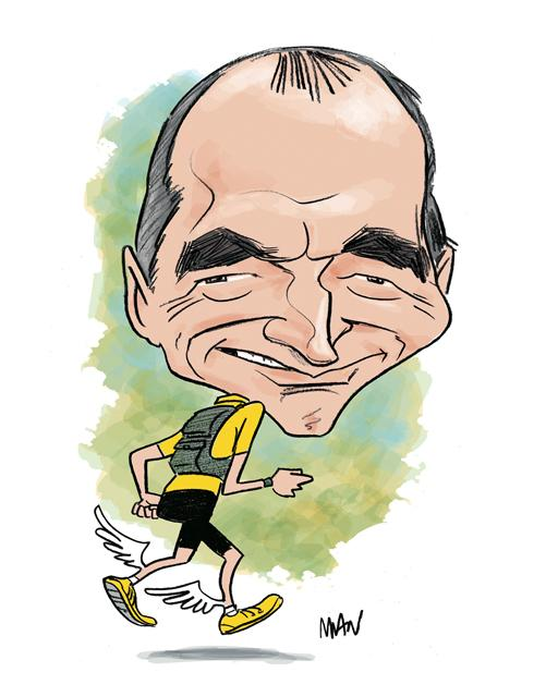Caricature : Guillon A. 2