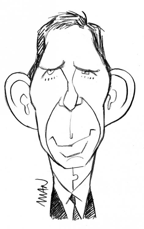 Caricature : Stiller Ben