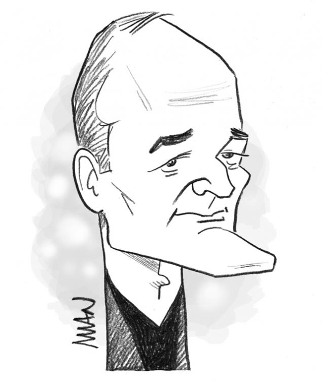 Caricature : Baffie laurent