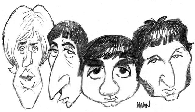 Caricature : Who (The)