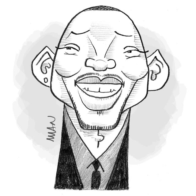 Caricature : Smith Will