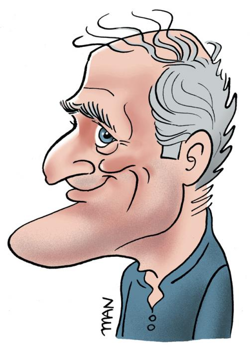 Caricature : Poutou Philippe