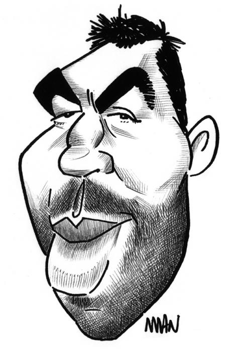 Caricature : Karabatic N2