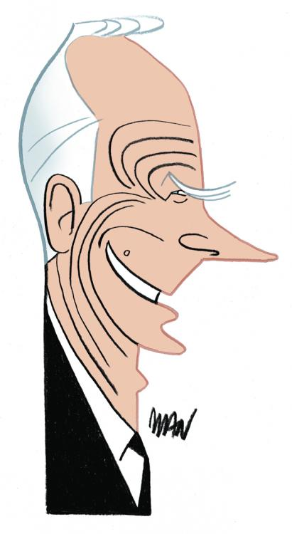 Caricature : Eastwood C.2