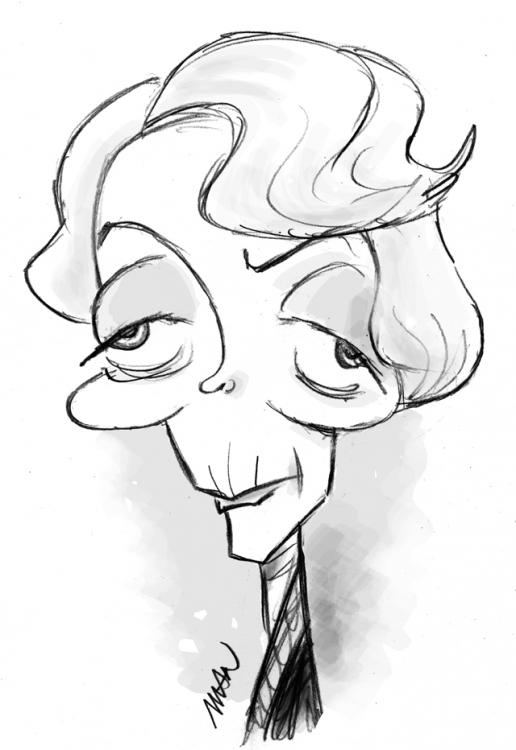 Caricature : Smith Maggie