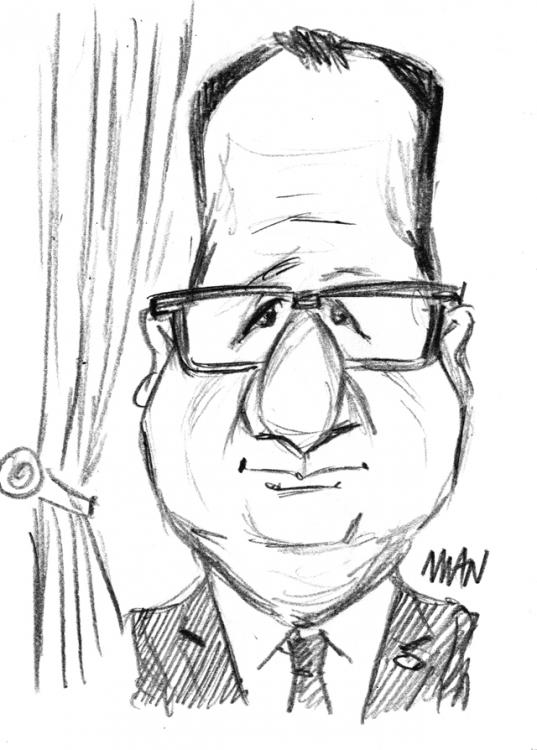 Caricature : Hollande F3