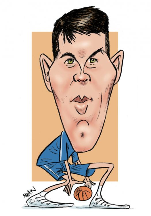 Caricature : Heurtel Thomas