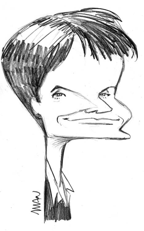 Caricature : Petry frauke