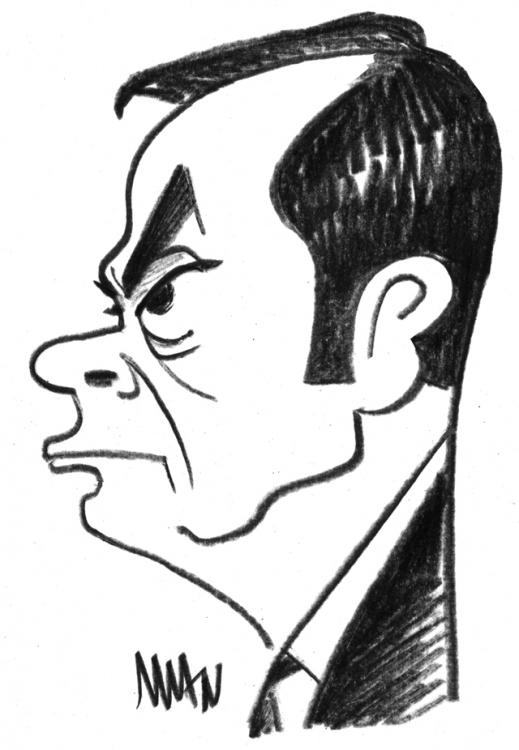 Caricature : Ghosn Carlos