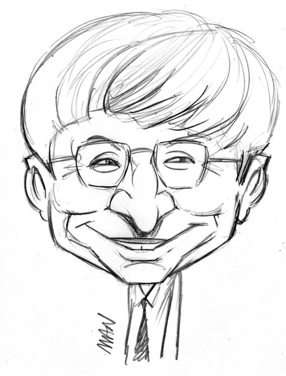Caricature : Gates Bill