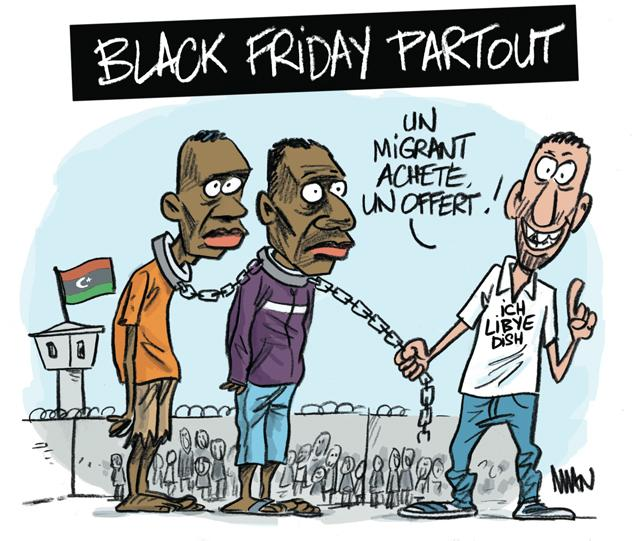 presse : Black Friday