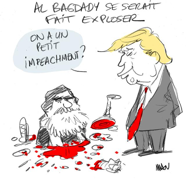 presse : Impeachment