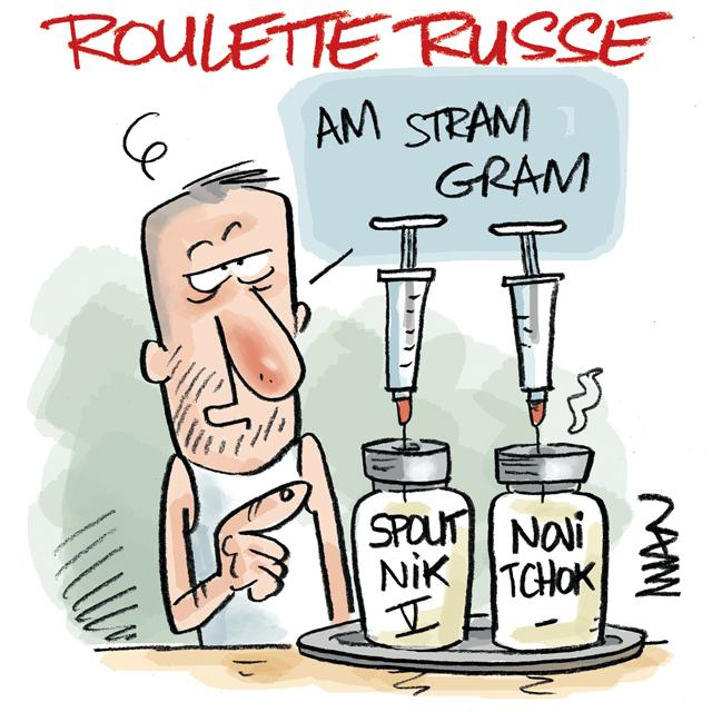 presse : Roulette russe