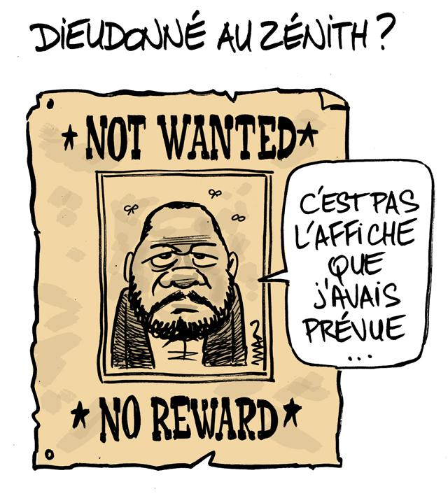 presse : Not wanted