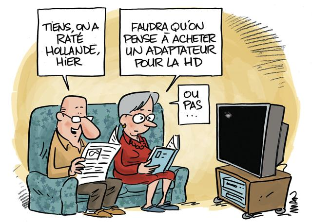 presse : Hollande HD2