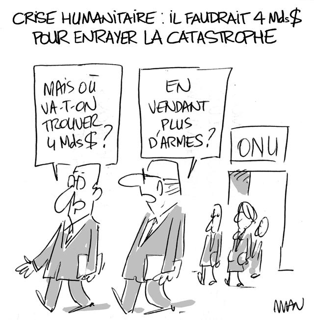 presse : Humanitaire