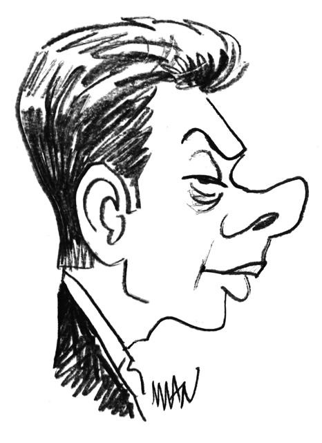 Caricature : Bioley 3