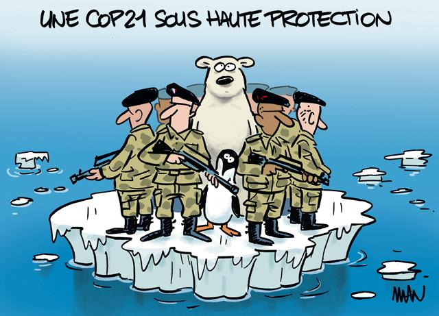 presse : Protection