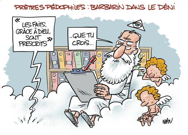 """Résultat de recherche d'images pour """"barbarin caricature"""""""
