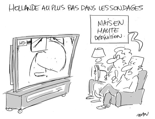 presse : Hollande HD